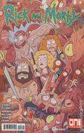 Rick and Morty (2015 Oni Press) 45A