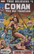 True Believers Conan The Barbarian (2018) 1