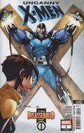 Uncanny X-Men (2018 5th Series) 1T