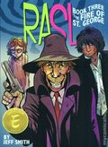 Rasl TPB (2018-2019 Cartoon Books) Full Color Edition 3-1ST
