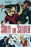 Sally the Sleuth 1934-1953 TPB (2019 Renegade Arts) Color Edition 1-1ST