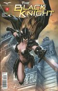 Black Knight (2018 Zenescope) 3A