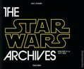 Star Wars Archives: Episodes IV-VI 1977 1983 HC (2019 Taschen) 1-1ST