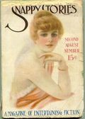 Snappy Stories (1912-1927 Clayton Magazines) Pulp 1st series Vol. 21 #1
