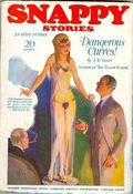 Snappy Stories (1912-1927 Clayton Magazines) Pulp 1st series Vol. 82 #1
