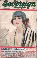 Sovereign Magazine (1919-1925 Hutchinson) Pulp 1