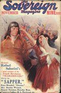 Sovereign Magazine (1919-1925 Hutchinson) Pulp 12