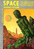 Space Science Fiction (1952-1953 Space Publications) Pulp Vol. 1 #5