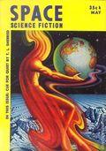 Space Science Fiction (1952-1953 Space Publications) Pulp Vol. 1 #6
