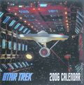 Star Trek Calendar (1975-Present Pocket Books/Andrews McMeel) The Original Series YR-2006