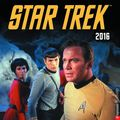Star Trek Calendar (1975-Present Pocket Books/Andrews McMeel) The Original Series YR-2016