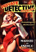 Private Detective Stories (1937-1950 Trojan Publishing) Pulp Nov 1937