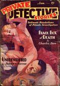 Private Detective Stories (1937-1950 Trojan Publishing) Pulp Vol. 2 #2
