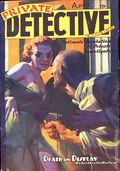 Private Detective Stories (1937-1950 Trojan Publishing) Pulp Vol. 2 #5