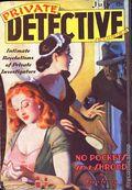 Private Detective Stories (1937-1950 Trojan Publishing) Pulp Vol. 3 #2