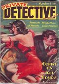 Private Detective Stories (1937-1950 Trojan Publishing) Pulp Vol. 3 #3