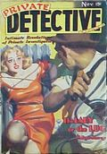Private Detective Stories (1937-1950 Trojan Publishing) Pulp Vol. 3 #6