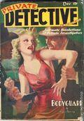 Private Detective Stories (1937-1950 Trojan Publishing) Pulp Vol. 4 #1