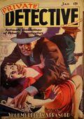 Private Detective Stories (1937-1950 Trojan Publishing) Pulp Vol. 4 #2