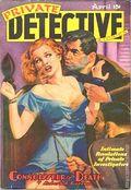 Private Detective Stories (1937-1950 Trojan Publishing) Pulp Vol. 4 #5