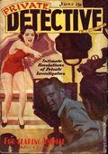 Private Detective Stories (1937-1950 Trojan Publishing) Pulp Vol. 5 #1