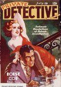 Private Detective Stories (1937-1950 Trojan Publishing) Pulp Vol. 5 #2