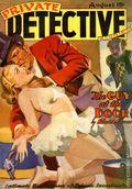 Private Detective Stories (1937-1950 Trojan Publishing) Pulp Vol. 5 #3