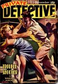 Private Detective Stories (1937-1950 Trojan Publishing) Pulp Vol. 5 #6