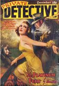 Private Detective Stories (1937-1950 Trojan Publishing) Pulp Vol. 6 #1