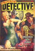 Private Detective Stories (1937-1950 Trojan Publishing) Pulp Feb 1940