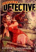 Private Detective Stories (1937-1950 Trojan Publishing) Pulp Vol. 6 #5