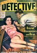 Private Detective Stories (1937-1950 Trojan Publishing) Pulp Vol. 7 #1