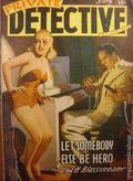 Private Detective Stories (1937-1950 Trojan Publishing) Pulp Vol. 7 #2