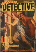 Private Detective Stories (1937-1950 Trojan Publishing) Pulp Vol. 7 #3