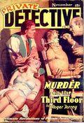 Private Detective Stories (1937-1950 Trojan Publishing) Pulp Vol. 7 #6