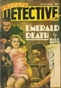 Private Detective Stories (1937-1950 Trojan Publishing) Pulp Vol. 8 #2
