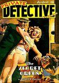 Private Detective Stories (1937-1950 Trojan Publishing) Pulp Vol. 9 #3