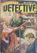 Private Detective Stories (1937-1950 Trojan Publishing) Pulp Nov 1941