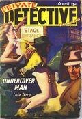 Private Detective Stories (1937-1950 Trojan Publishing) Pulp Vol. 10 #5