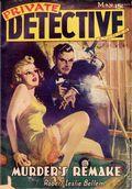 Private Detective Stories (1937-1950 Trojan Publishing) Pulp Vol. 10 #6