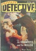 Private Detective Stories (1937-1950 Trojan Publishing) Pulp Vol. 11 #2
