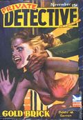 Private Detective Stories (1937-1950 Trojan Publishing) Pulp Vol. 11 #6