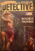 Private Detective Stories (1937-1950 Trojan Publishing) Pulp Vol. 12 #1
