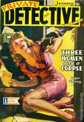 Private Detective Stories (1937-1950 Trojan Publishing) Pulp Vol. 12 #2