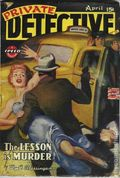 Private Detective Stories (1937-1950 Trojan Publishing) Pulp Apr 1943