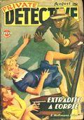 Private Detective Stories (1937-1950 Trojan Publishing) Pulp Vol. 13 #3
