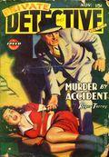 Private Detective Stories (1937-1950 Trojan Publishing) Pulp Vol. 13 #6