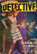 Private Detective Stories (1937-1950 Trojan Publishing) Pulp Vol. 14 #2