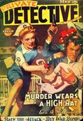 Private Detective Stories (1937-1950 Trojan Publishing) Pulp Vol. 14 #6