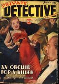 Private Detective Stories (1937-1950 Trojan Publishing) Pulp Vol. 15 #1